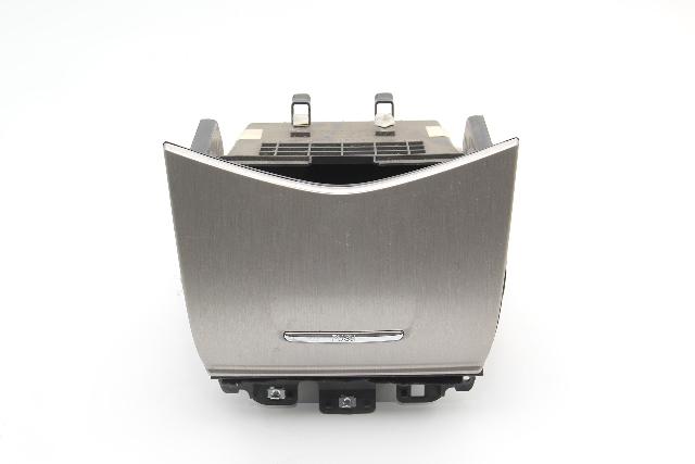 Honda Accord 03-07 Center Dash Storage Pocket, Silver 77280-SDA-A011-52 A883