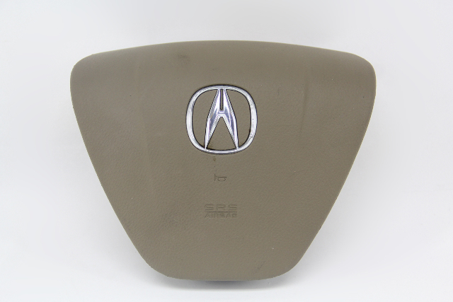 Acura MDX Driver Wheel Air Bag Airbag Tan Beige 77810-STX-A81ZC OEM 07-13