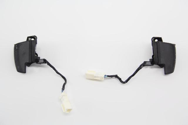 Acura TL Steering Wheel Shifter Shift Padel Switch Set w/ Harness OEM 2009-2011