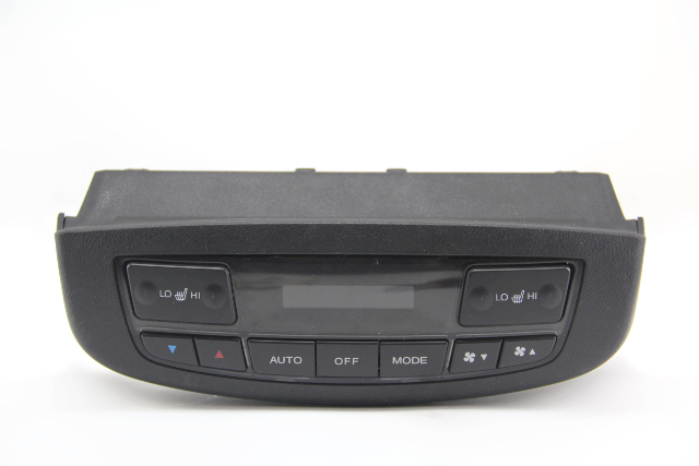 Acura MDX Rear Climate Auto A/C Heater Control Black 79650-STX-A91 OEM 07 08 09