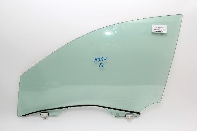 Infiniti G37 Sedan Front Door Glass Left/Driver 80301-JU40A OEM 09-10