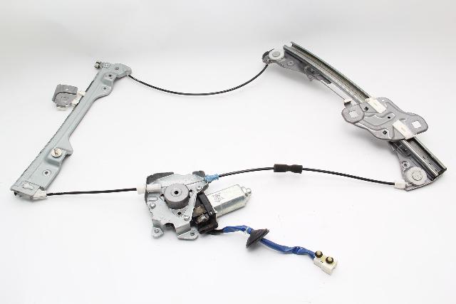 Nissan 350Z Convertible Window Regulator w/Motor, Bracket Base Right OEM 04-09