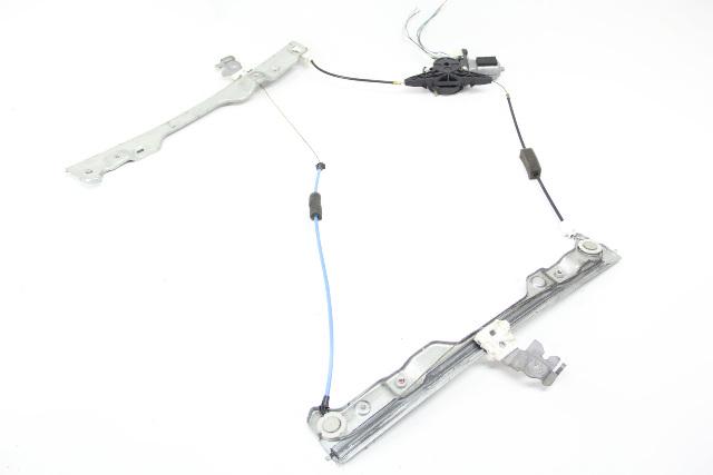 Infiniti G37 Sedan 09-13 Power Window Regulator, Front Left 80721-JK00A