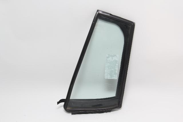 Nissan Leaf Rear Door Vent Glass Left/Driver 82221-3NA0A OEM 201-2012