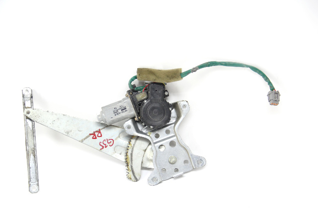 Infiniti G35 Sedan 82720-JK000 Power Window Regulator, Rear Right/Passenger 03-07