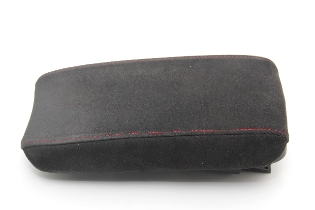 Honda Civic Si Coupe Center Console Arm Rest Black w/Red Stitching OEM 06-11