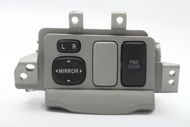 Lexus RX400H Power Side View Mirror Switch Button 84872-48010 OEM 06-08 A912 2006, 2007, 2008