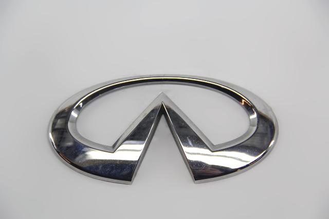 Infiniti G37 Sedan Rear Trunk Emblem Badge Logo 84890-JK600 OEM 08-13