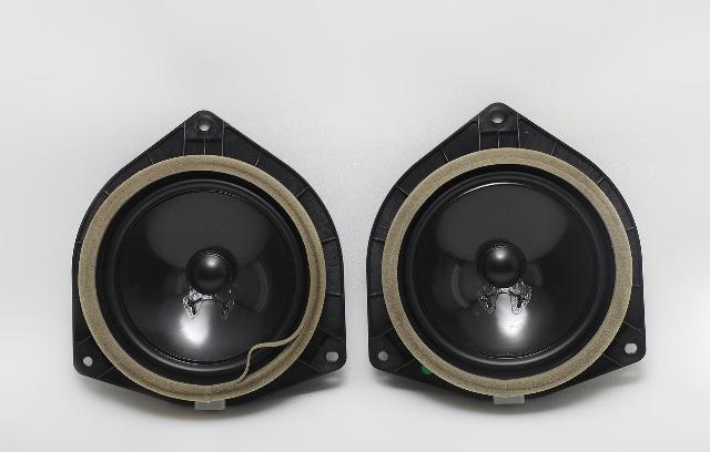Lexus ES350 Rear Audio Speaker Left/Right Set 86160-48110, 07-12 A927 2007, 2008, 2009, 2010, 2011, 2012
