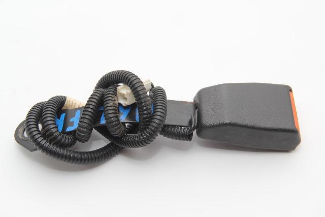 Nissan 300ZX Front Seat Belt Buckle Right/Passenger Black 86842-30P00 OEM 90-96