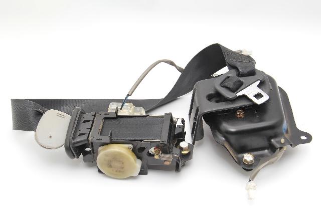 Nissan 300ZX Seat Belt Retractor, Front Left, Black 86843-30P10 OEM 1990-1992