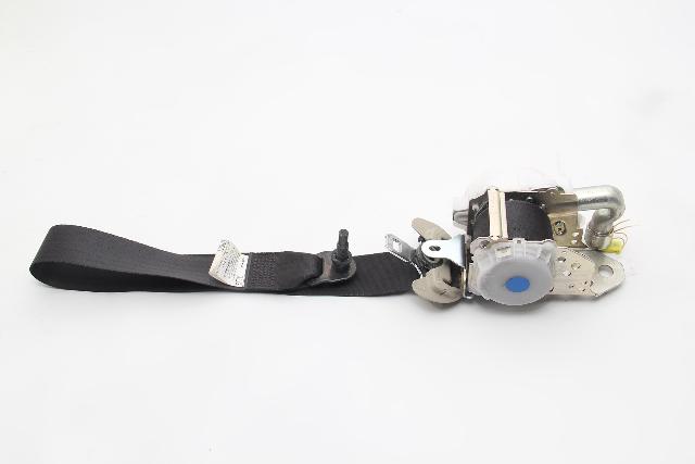 Infiniti G37 Sedan Front Seat Belt Seatbelt Left/Driver Black 86885-JK60B, 08-13