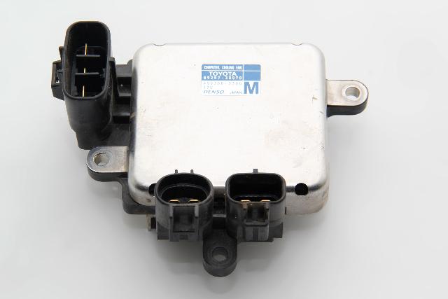 Toyota Venza Radiator Fan Cooling Control Module Unit 89257-30070 OEM 09-17