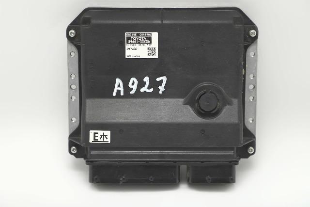 Lexus ES350 ECU Engine Control Unit, Module Computer 89661-33K30 OEM 10-12 A927 2010, 2011, 2012