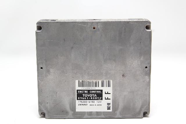 Lexus RX300 ECU Engine Control Unit, Module Computer 89661-48071 OEM 2000