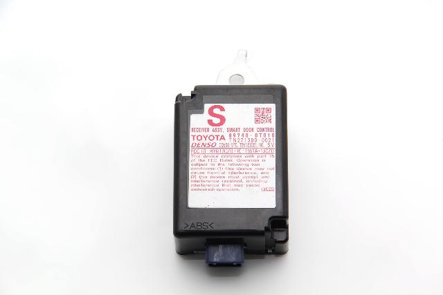 Toyota Venza Smart Door Control Receiver Module Computer 89740-0T010 OEM 09-17