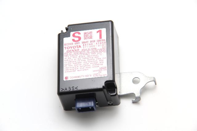 Toyota Prius 2010-2015 Smart Door Control Receiver Module Assy. 89740-47050 OEM