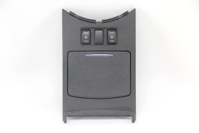 Infiniti G35 Coupe Cup Drink Holder Pocket Seat Warmer Black 96950-JL00A OEM 07-08
