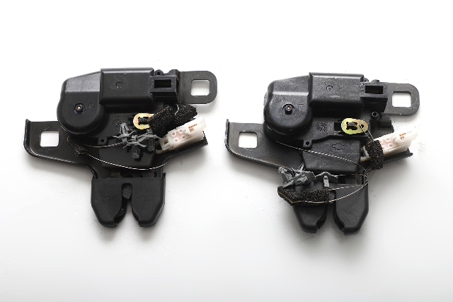 Nissan 350Z Convertible 04-08 Convertible Roof Lid Latch Lock Actuator Set A938 2004, 2005, 2006, 2007, 2008