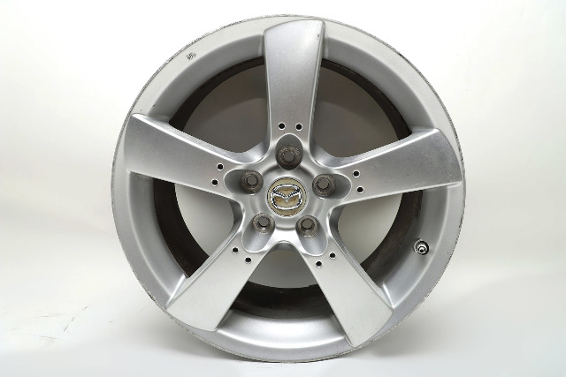 Mazda RX-8 RX8 04-08 Wheel Rim Disc 5 Spoke w/TPMS 18x8 9965118080 OEM #3 A920 2004, 2005, 2006, 2007, 2008