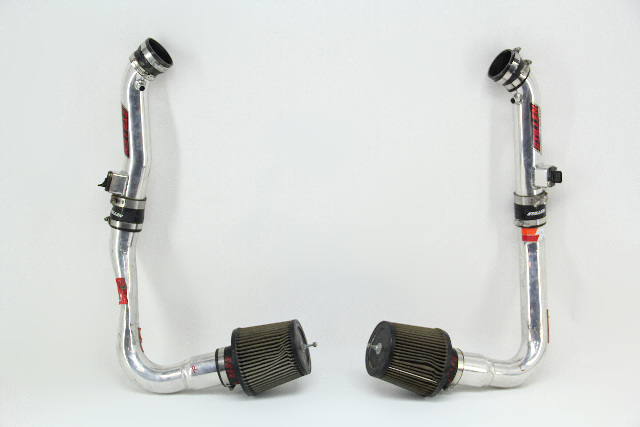 Infiniti G37 STILLEN Cold Air Intake Ultra Long Dual Tube Left/Right Set Gen 3