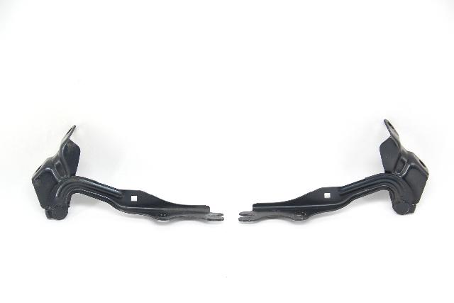 Mazda RX-8 RX8 Hood Hinge Left/Right 2 Piece Set Kit Green OEM 04-08