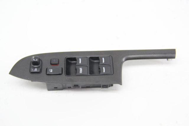 Acura TSX Master Window Switch Front Left/Driver Black 35750-SEC-A02 OEM 04-08