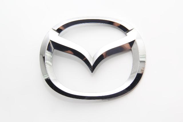 Mazda RX-8 Rear Trunk Lift-gate Deck Lid Emblem ONLY OEM 04-08