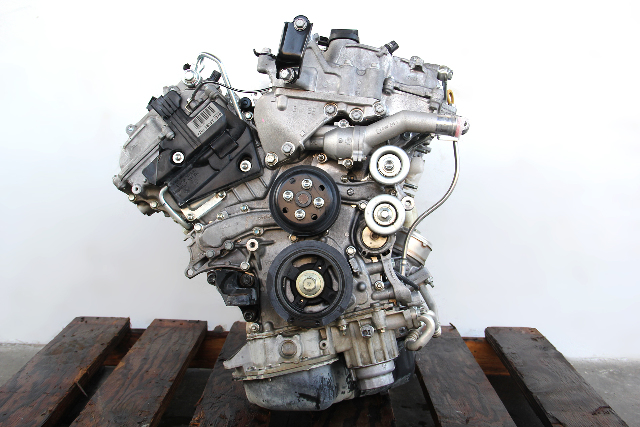 Toyota Venza Engine Motor Long Block Assembly Tow Package 3.5L V6, 74K Mi 12-16