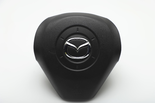 Mazda RX-8 RX8 Driver Air Wheel Bag Black F151-57-K00E-02 OEM 04-08 A920 2004, 2005, 2006, 2007, 2008