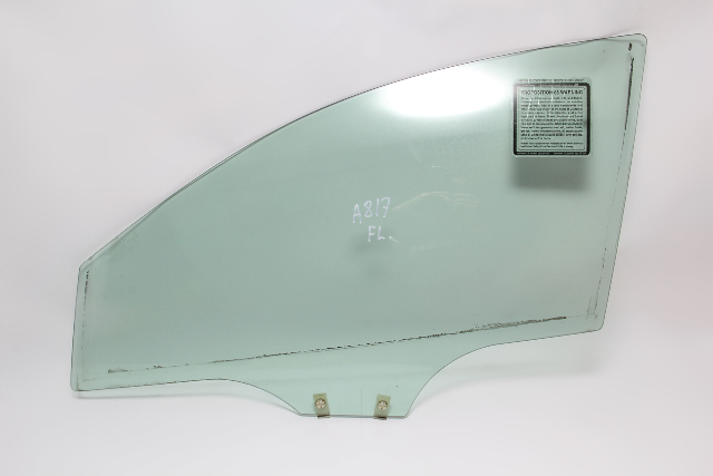 Mazda RX8 Door Window Glass Front Left/Driver F15159511A OEM 04-11 A920 2004, 2005, 2006, 2007, 2008, 2009, 2010, 2011