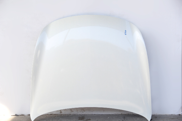 Infiniti G37 Coupe Engine Hood Panel Bonnet Cover White Pearl OEM 08-13