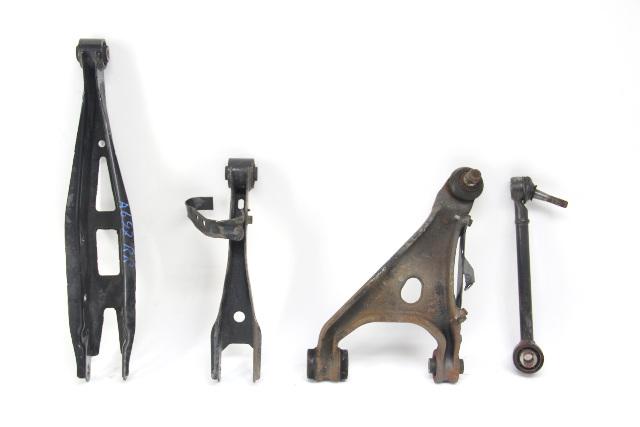 Scion FR-S Subaru BRZ 13-16 Rear Upper/Lower Control Arm Set Right/Passenger