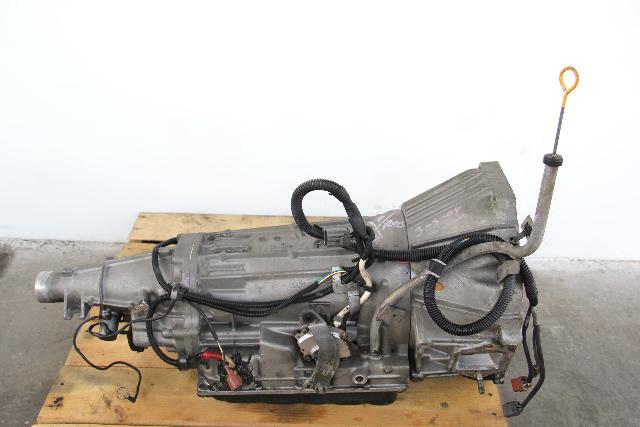 Nissan 300ZX 6 Cylinder Auto AT Transmission Assembly 307K Mi 90 1990 w/ Torque