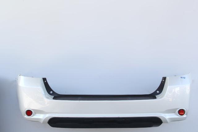 Toyota Highlander 08-10 Rear Bumper Cover Panel White 52159-0E906 Factory OEM