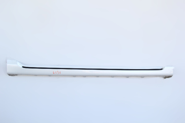Lexus ES350 Right Rocker Panel Molding Side Skirt, White 75851-33902 07-12
