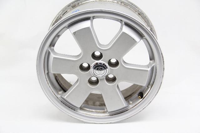 Toyota Prius 6 Spoke Alloy Disc Wheel 15x6 Rim 42611-47050 #24 04 05 06 07 08 09