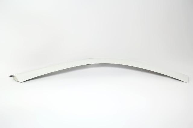 Infiniti G35 Coupe 03-07 Exterior A Pillar Garnish Front Left White 76837-AM803