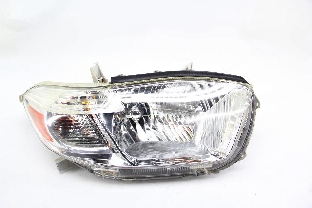Toyota Highlander Head Light Lamp Right/Passenger's Side 08 09 10 2008 2009 2010