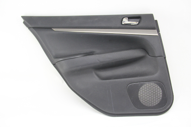 Infiniti G37 Sedan 12 13 Door Panel Trim Lining Rear Left/Driver 82901-JU72E