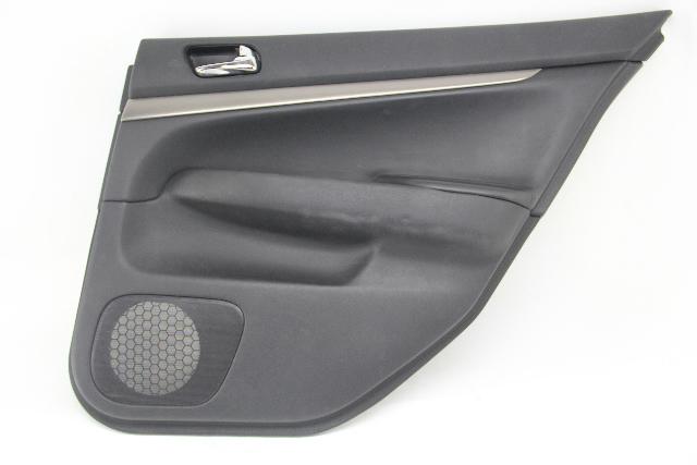 Infiniti G37 Sedan 12 13 Door Panel Trim Lining Rear Right/Passenger 82900-JU72E