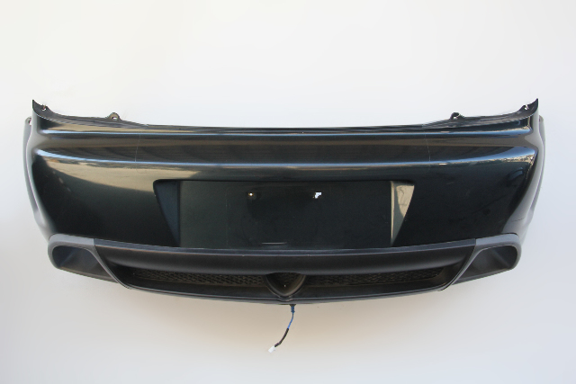 Mazda RX8 04-08 Rear Bumper Cover Assembly, Green FEY15022XBB