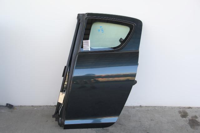 Mazda RX8 04-11 Rear Door Assembly Left/Driver's Side Green OEM FEY17302XA