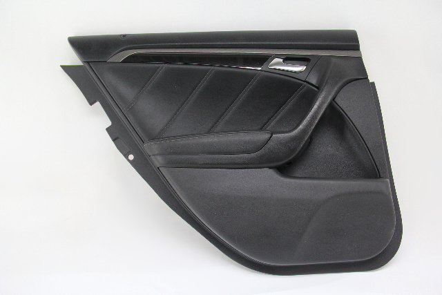 Acura TL Type-S 07-08 Rear Left Door Panel Trim, Black 83786-SEP-A02ZE, OEM