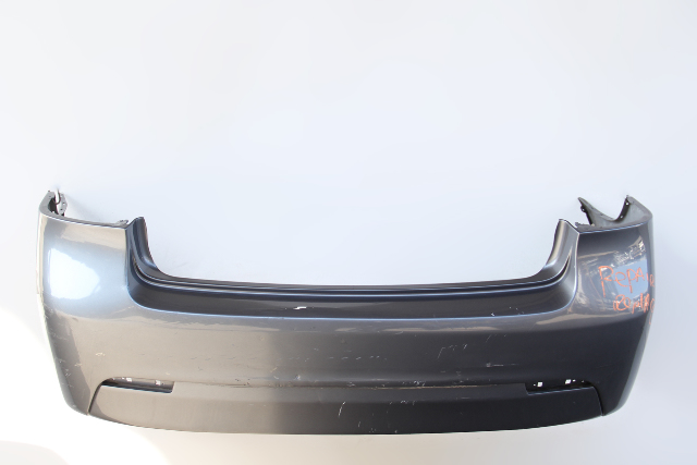 Saab 9-3 Sedan Rear Bumper Cover Grey 12774319 OEM 08-11