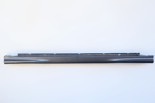 Saab 9-3 Sedan 08 09 10 Rocker Panel Molding Right/Passenger Grey OEM