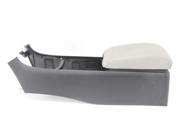 Infiniti G37 Coupe Center Console Arm Rest Pocket/Storage Black/Gray 96910-JL20C