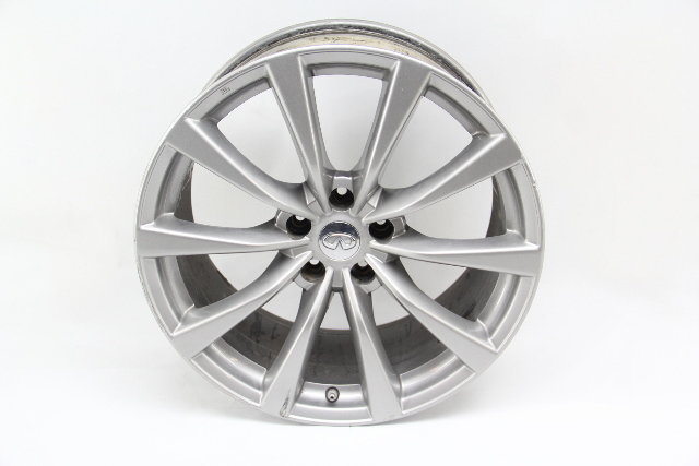 Infiniti G37 Rear Alloy Wheel Rim 10 Spoke 19x9 D0300-JL14B OEM 08-09 #2