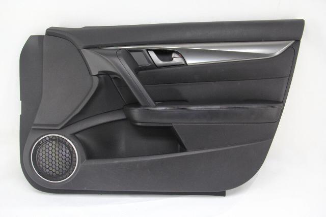 Acura TL Front Right/Passenger Door Panel Lining Trim Black 09-11 OEM 12 13 14
