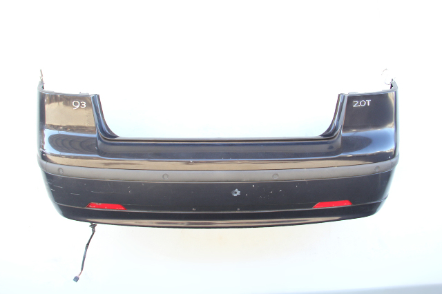 Saab 9-3 Convertible 04 05 06 07 Rear Bumper Cover, Grey, 32016142, Factory OEM